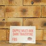 Dapple Multi Mix Dark FBS MPA: +35 Dimension: + 220X96X70mm