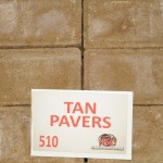 Tan Pavers +25 Dimension: + 200X100X50mm