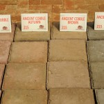 Ancient Cobble : Brown/Tan/Red/ +25 Dimension: + 200X100X50mm